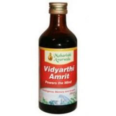 Видьяртхи Амрит сироп (Vidyarthi Amrit), 200 мл Махариши Аюрведа