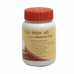Медохар вати (Medohar vati Divya Pharmacy), 50гр, 100 таб