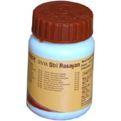 Стри Расаяна Вати (Divya Stri Rasayan Vati) 40гр, 80 таб