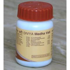 Медха вати (Medha vati Divya Pharmacy),  80 таб.