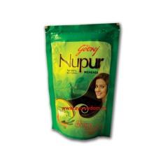 Лечебная хна для волос Нупур 9 трав / Nupur Mehandi 9 Herbs 150 гр