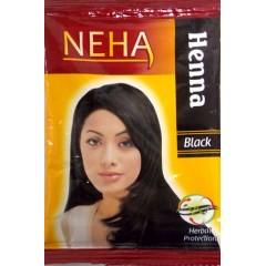 Натуральная индийская хна Neha 20гр. Черная