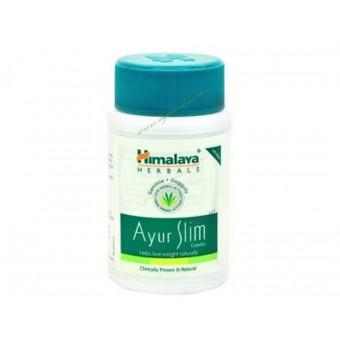 Himalaya Ayurslim (Аюрслим) - аюрведическая формула для снижения веса, 60 кап.