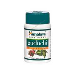 Guduchi Himalaya Herbals Гудучи Хималаи Хербалс 60 капс