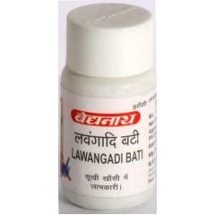 Лавангади Бати Lawangadi Bati Baidyanath 80 таб