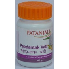 Пидантак вати (Pidantak vati Divya Pharmacy),  80 таб.