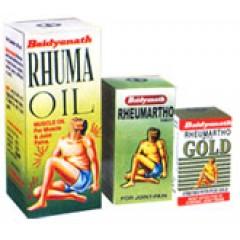 Рхума Масло Rhuma Oil Baidyanath