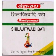 Шиладжитвади Бати Shilajitwadi Bati(Sadharan) Baidyanath при диабете
